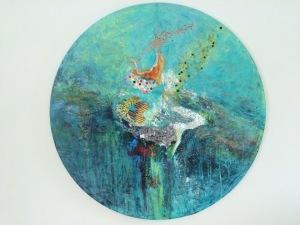 Linda-laflamme-toile-art-eau-hublot