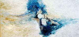 Linda-laflamme-toile-art-eau-les-marines