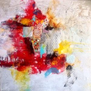 Linda-laflamme-toile-art-feu-explosion-joie