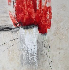 Linda-laflamme-toile-art-serie-rouge-1