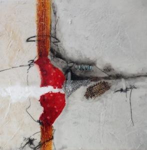 Linda-laflamme-toile-art-serie-rouge-2